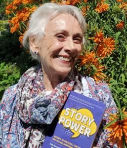 Author Kate Farrell